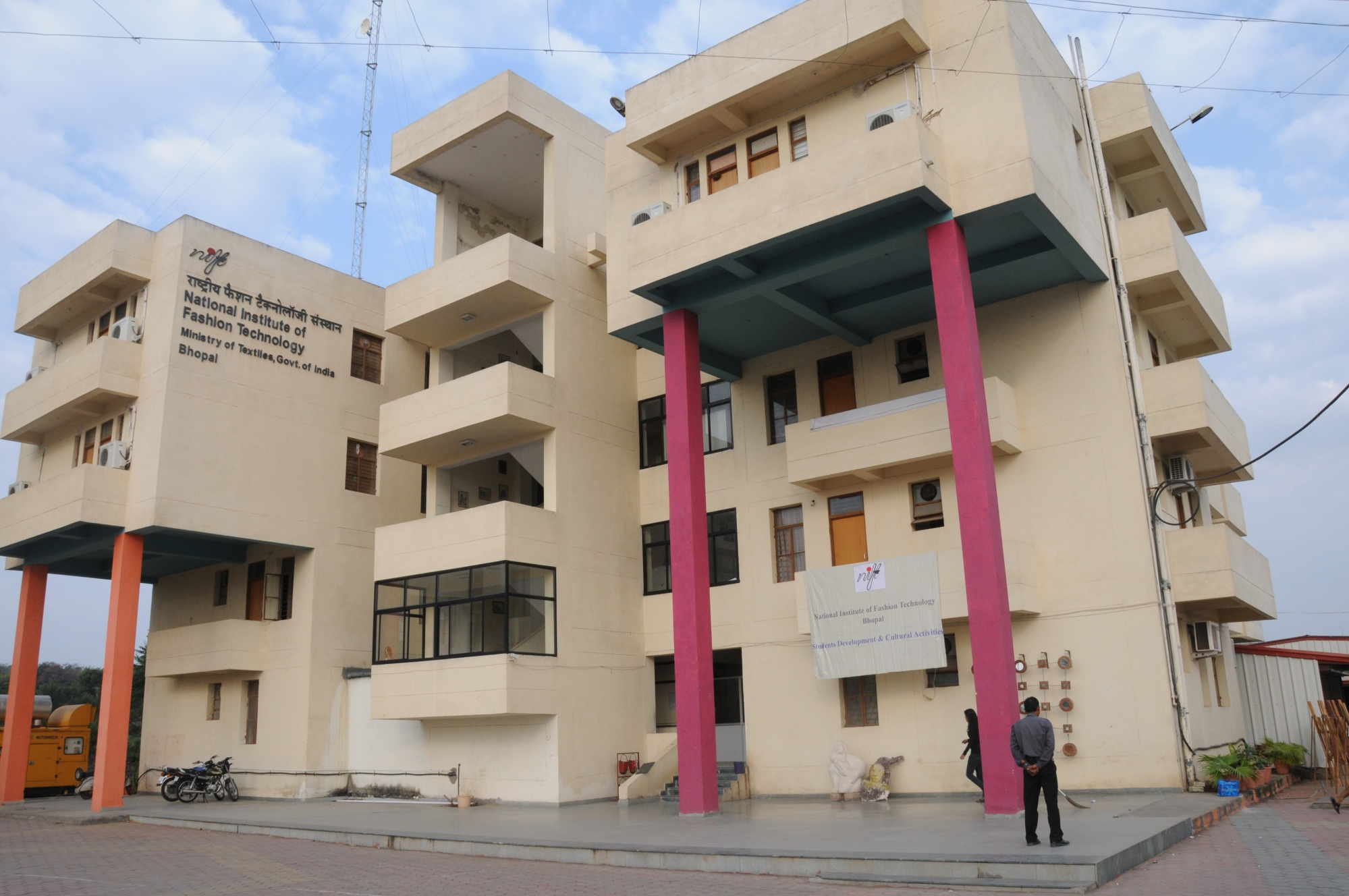 National institute of fashion technology nift chennai 26