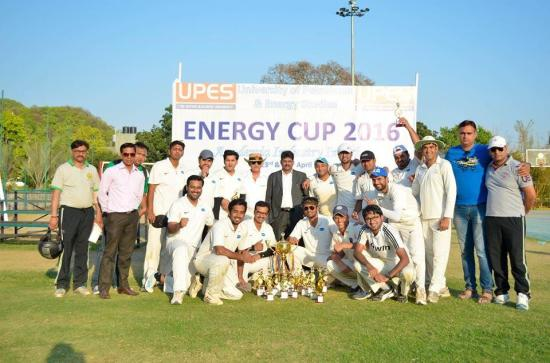Cricket Tournament | PC: UPES SPORTS