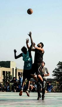 Basketball Tournament | PC: UPES SPORTS
